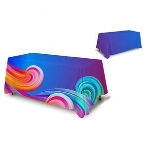 Premium 6' Table Throw 4-Sided (Full-Color Full Bleed)